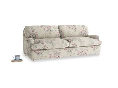 Large Jonesy Sofa Bed in Pink vintage rose