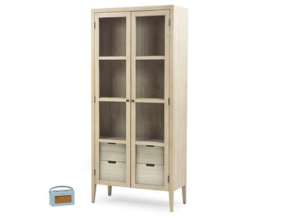 Super Kernel wooden free standing kitchen larder cupboard