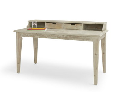 Reclaimed Rudyard wooden writing home office desk