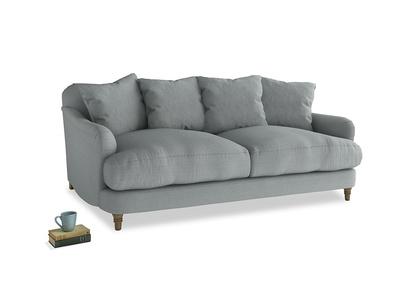 Medium Achilles Sofa in Armadillo Clever Softie