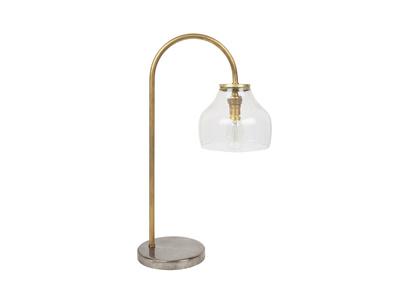 Cowbell class bedside lamp
