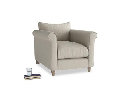 Fabric Weekender armchair