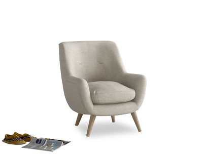 Berlin retro armchair