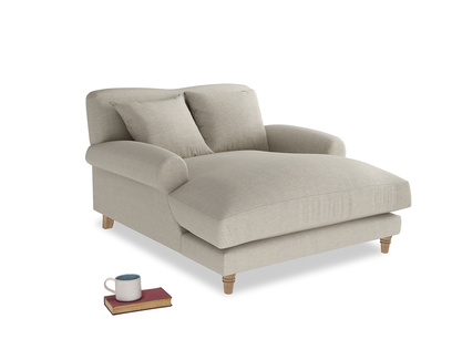 Crumpet love seat chaise comfy sofa