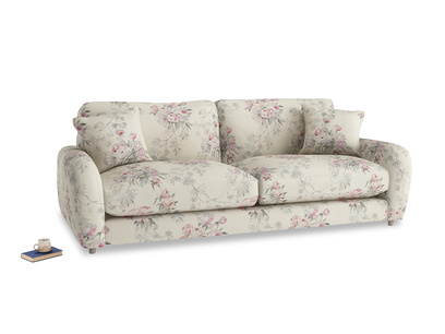 Large Easy Squeeze Sofa in Pink vintage rose