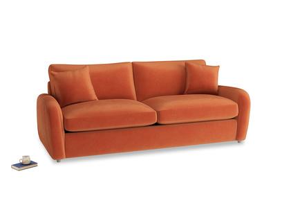 Orange Sofa Beds & Corner Sofa Bed | Loaf