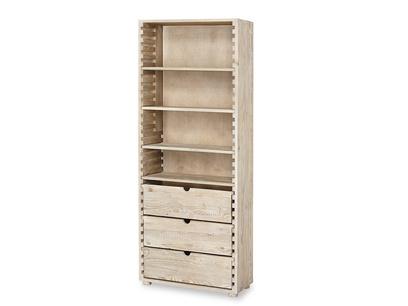 Tall Chockablock shelves