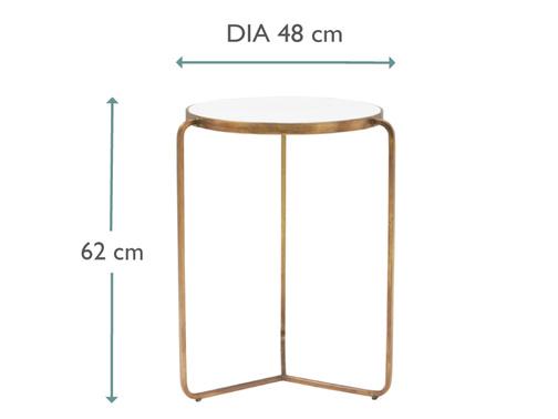 High Jinks side table