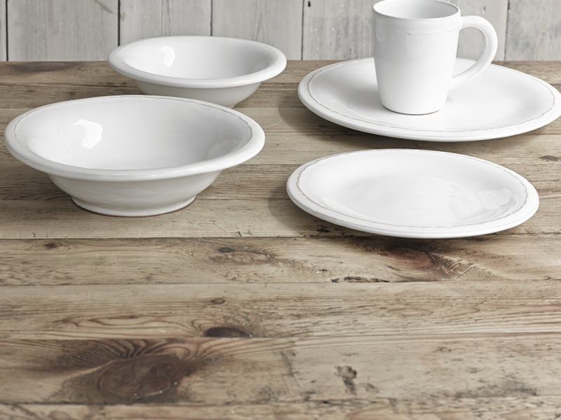 Simple and beautiful Ambrosia kitchen ceramics