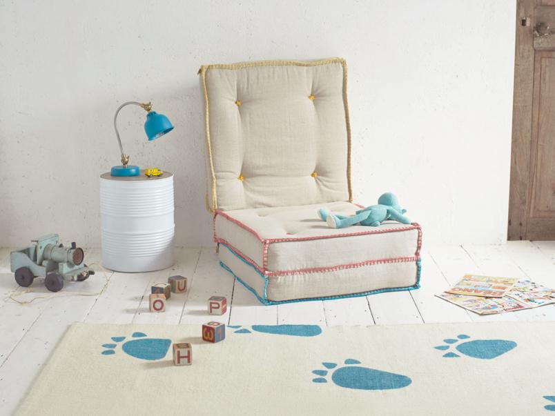Kids Sleepover floor cushion
