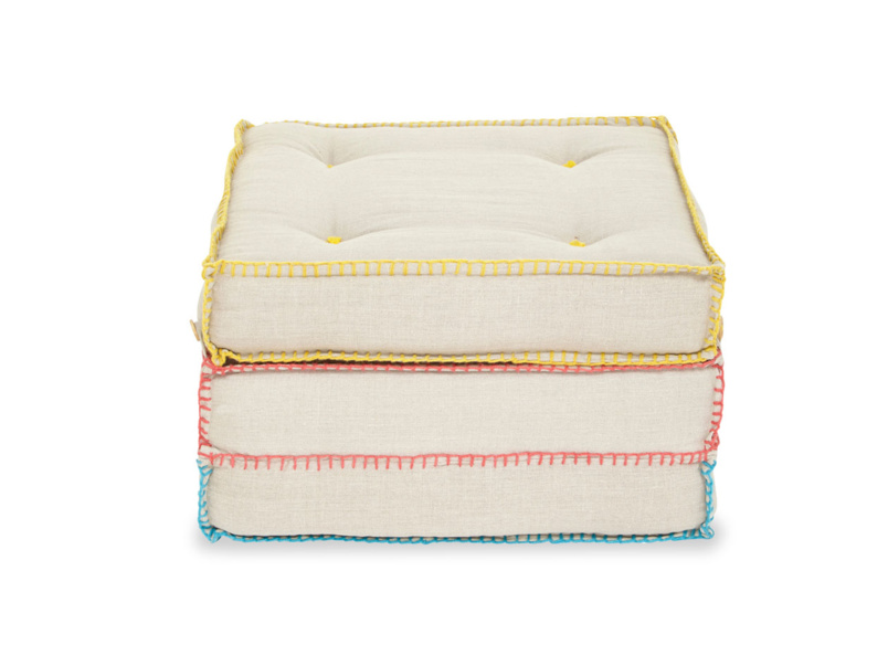 Sleepover children's folding mattress