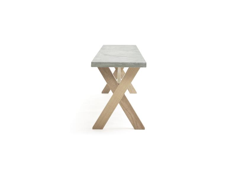 Lightweight beautiful Budge concrete kitchen bench