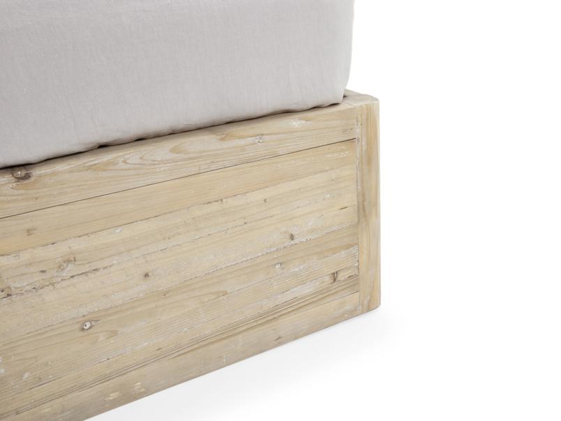 Cool Greta children's single wooden bed