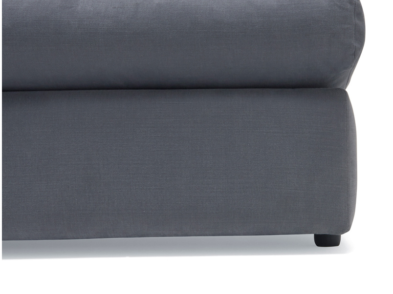 Modular Chatnap corner sofa bed with handy storage