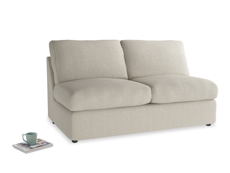 Modular double sofa bed for the armless Chatnap sectional sofa