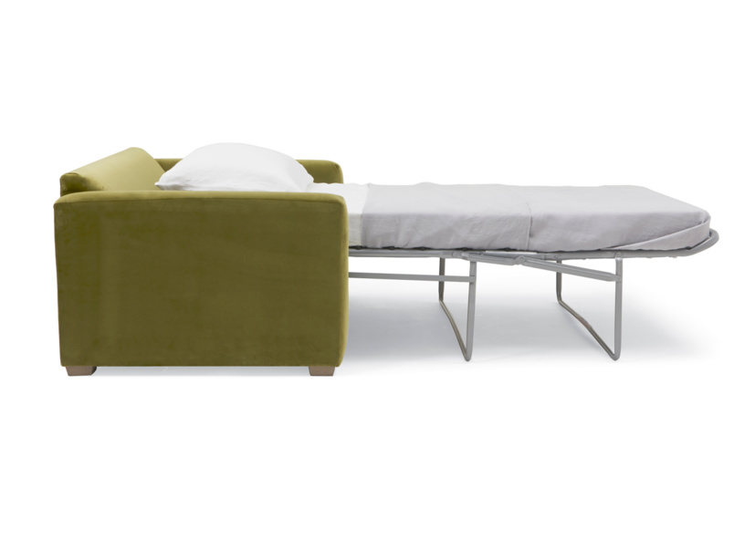 Pavilion modern single contemporary love seat sofa bed