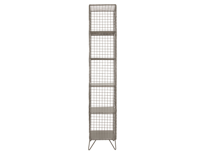 Practical study industrial style Highwire shelving