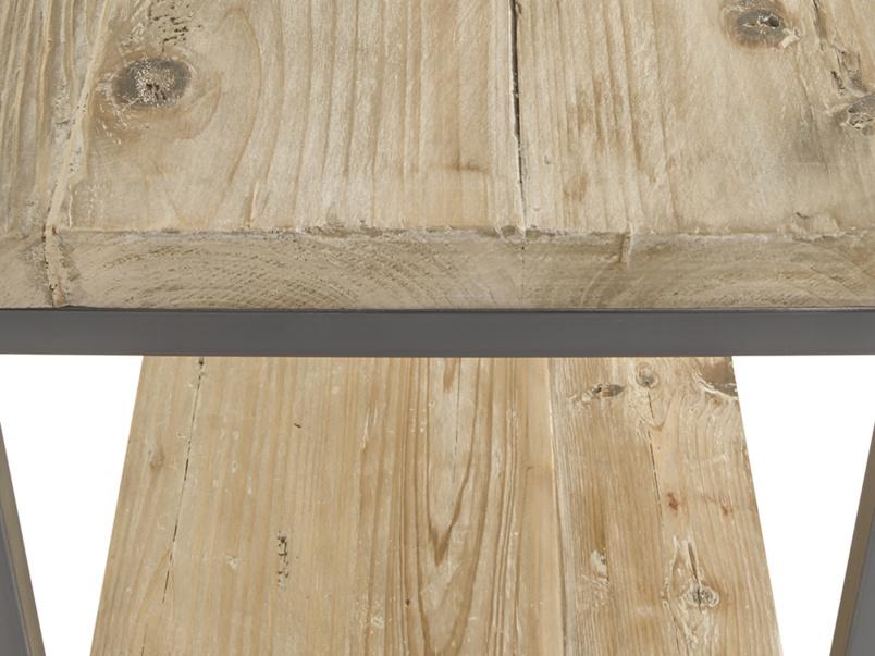 Beautiful British made High Five wooden shelving unit