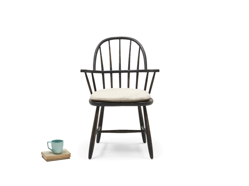 Farmhouse Chuckler spindle wooden kitchen chair