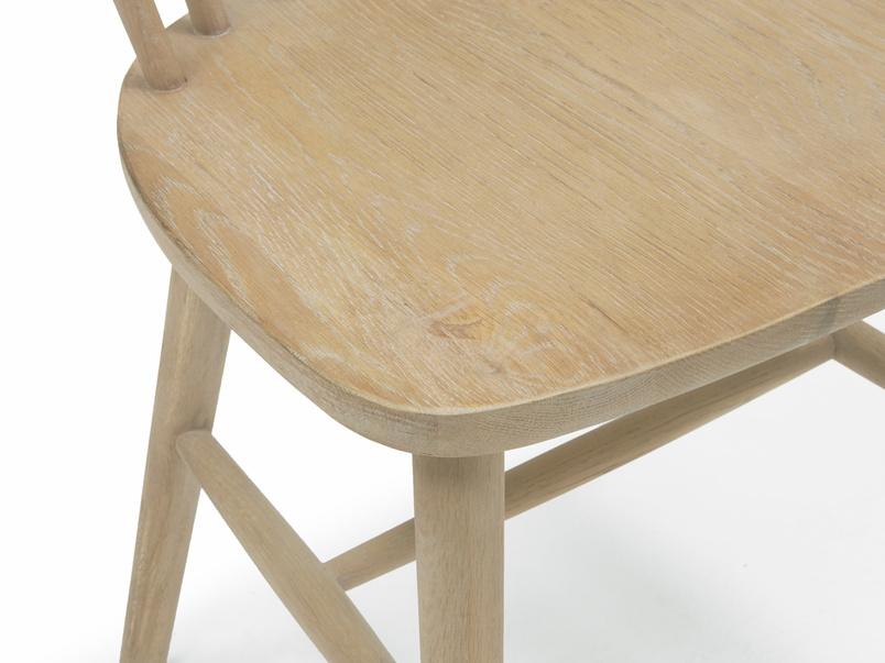 Wooden oak Natterbox kitchen chairs