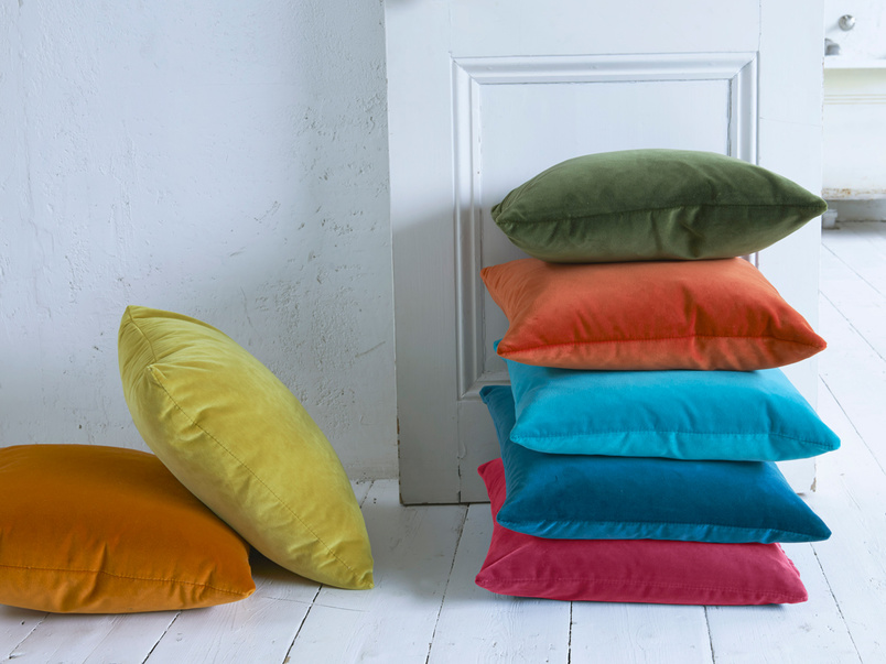 Handmade feather filled Classic Scatter cushions