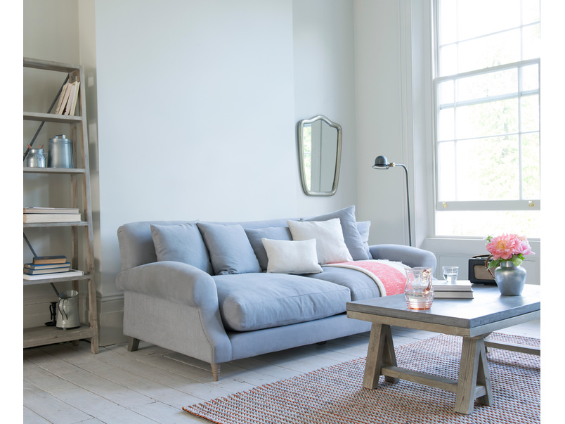 Classic extra deep Crumpet sofa