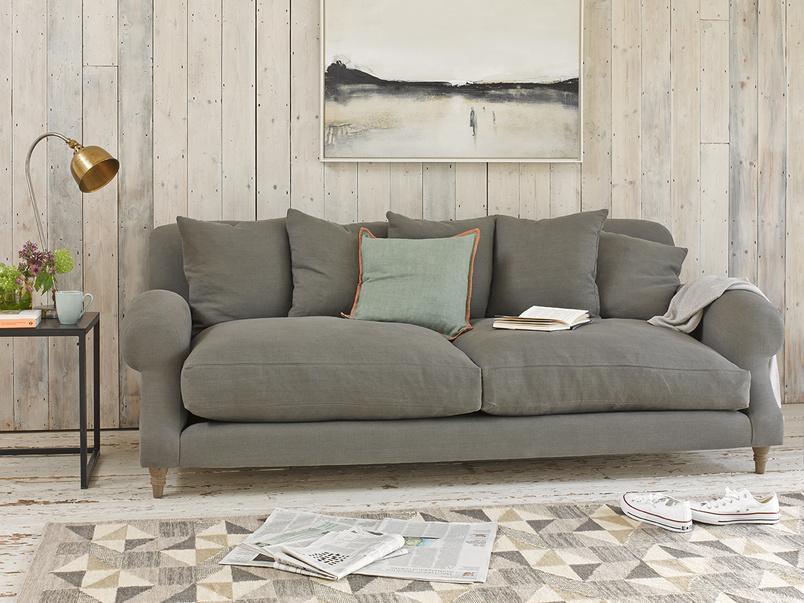 Crumpet extra deep British made sofa