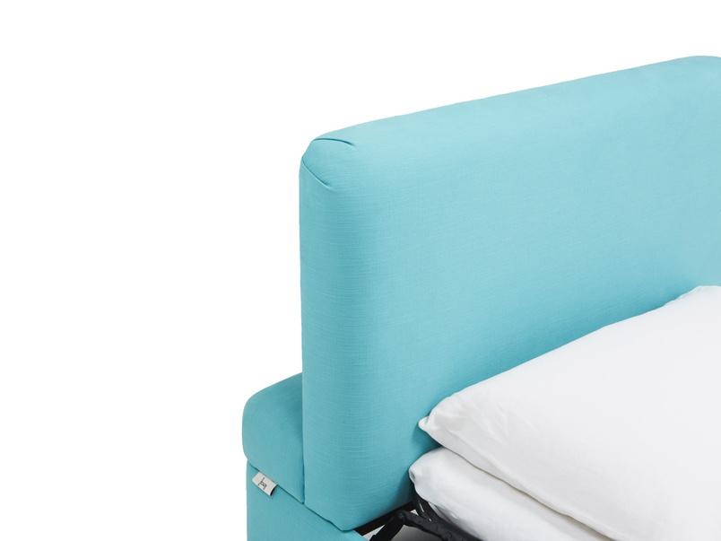 Bed in a bun footstool hideaway guest bed