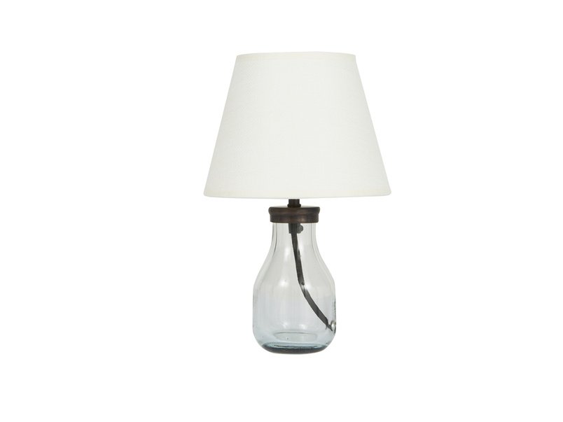 Mini Milk Bottle table lamp