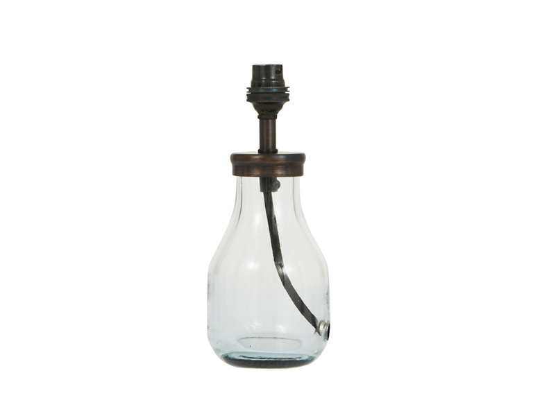 Mini Milk Bottle Table Lamp base