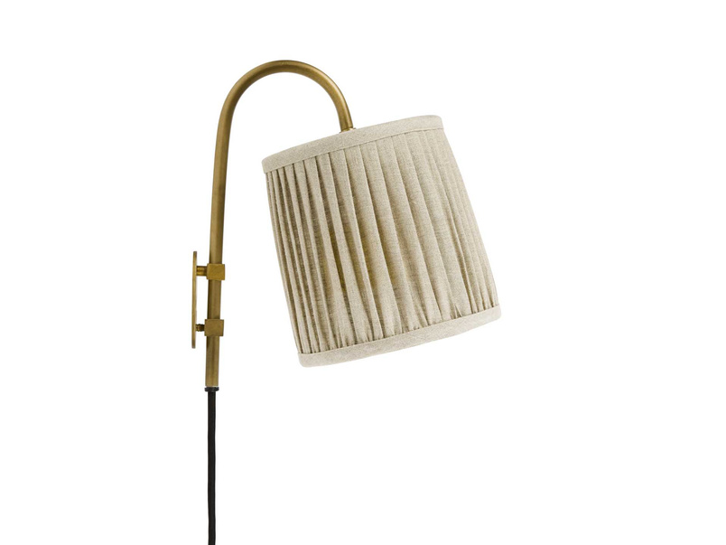 Head Jog wall light