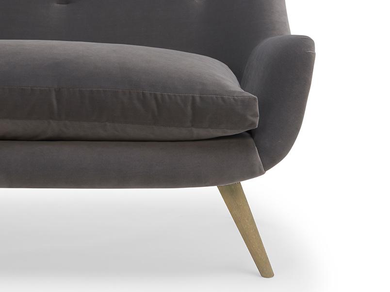 Berlin retro sofa
