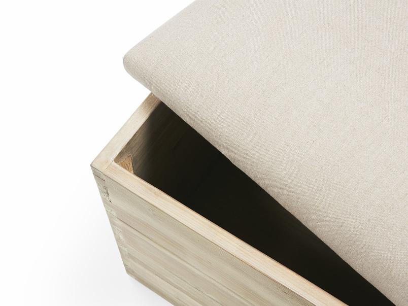 Lugger wood storage box
