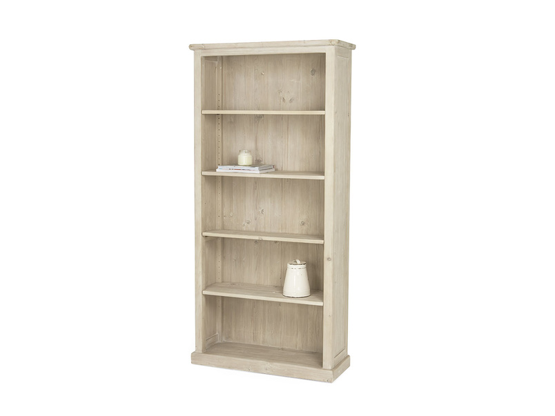 Tall Stash large wooden bookcase