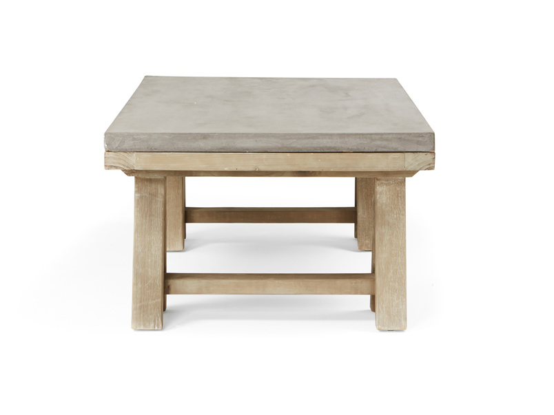 Beautiful Ace handmade industrial concrete coffee table