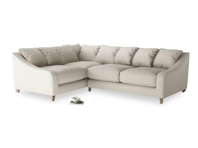 Extra deep and comfy luxury Oscar corner sofa