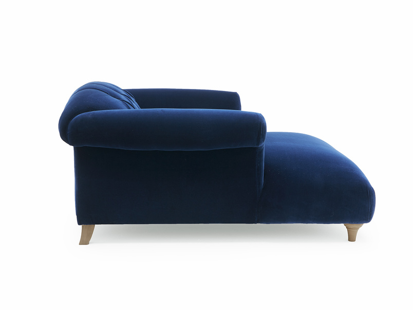 Extra deep and comfy Dixie love seat chaise