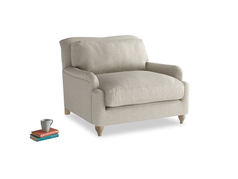 Pavlova hand made beautiful snuggler and love seat