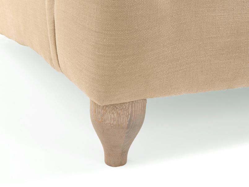 Stylish Pavlova deep and comfy snuggler and love seat