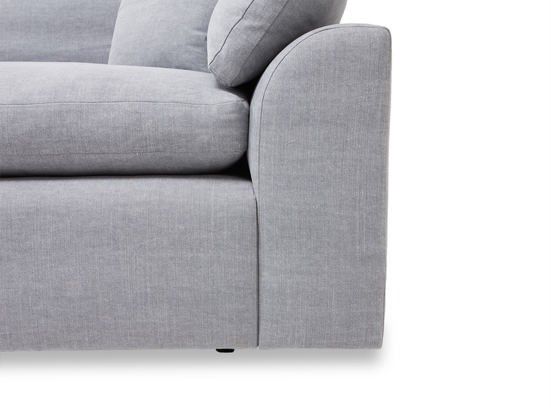 Cuddlemuffin comfy sectional sofa