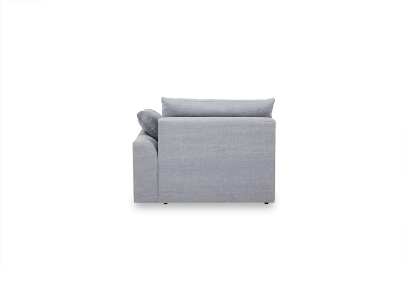 Cuddlemuffin sectional corner sofa