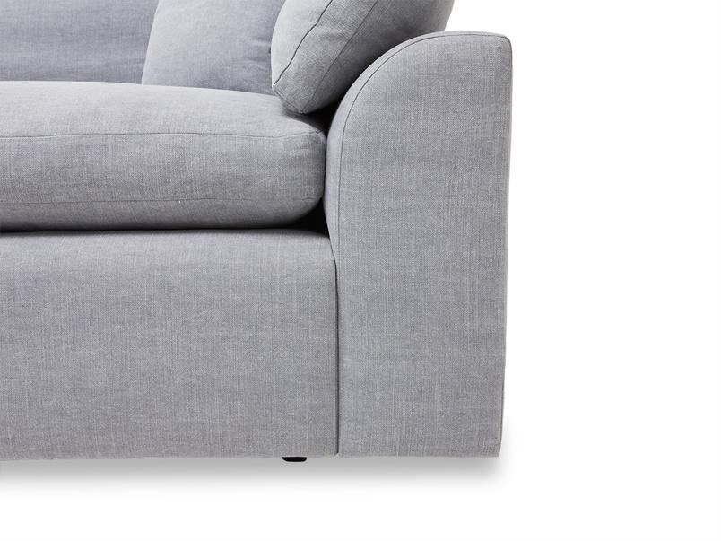 Cuddlemuffin corner sofa comfy modular