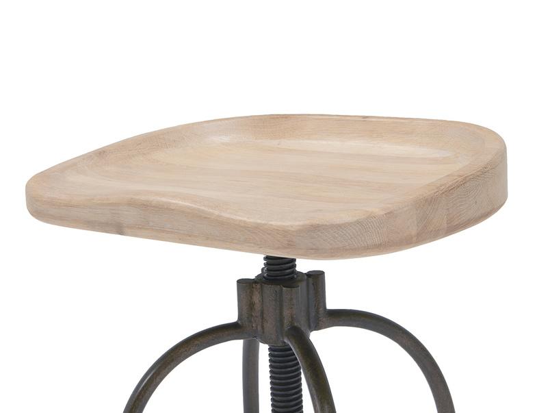 Tractor bar stool