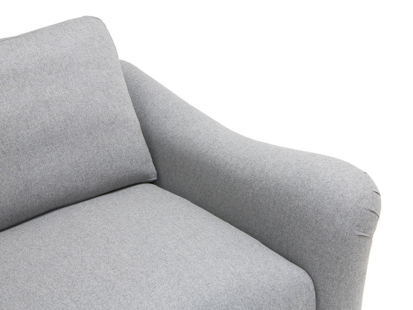 Bumpster modern elegant armchair