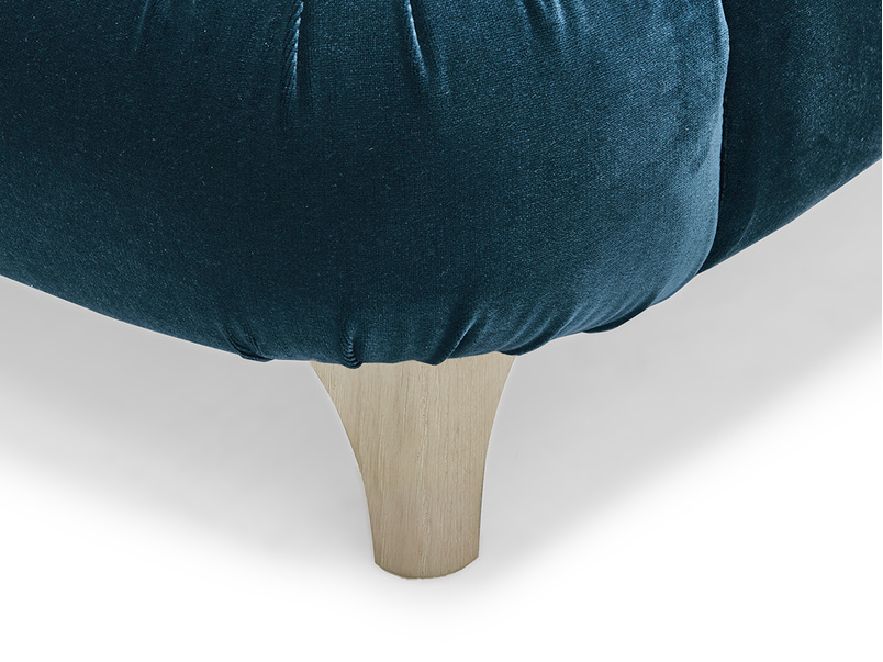 Cookie bed upholstered made to order bed