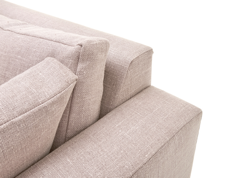Contemporary Atticus British made corner sofa