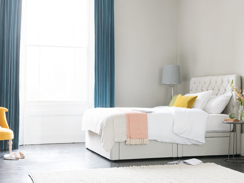 Tight Space storage bed base