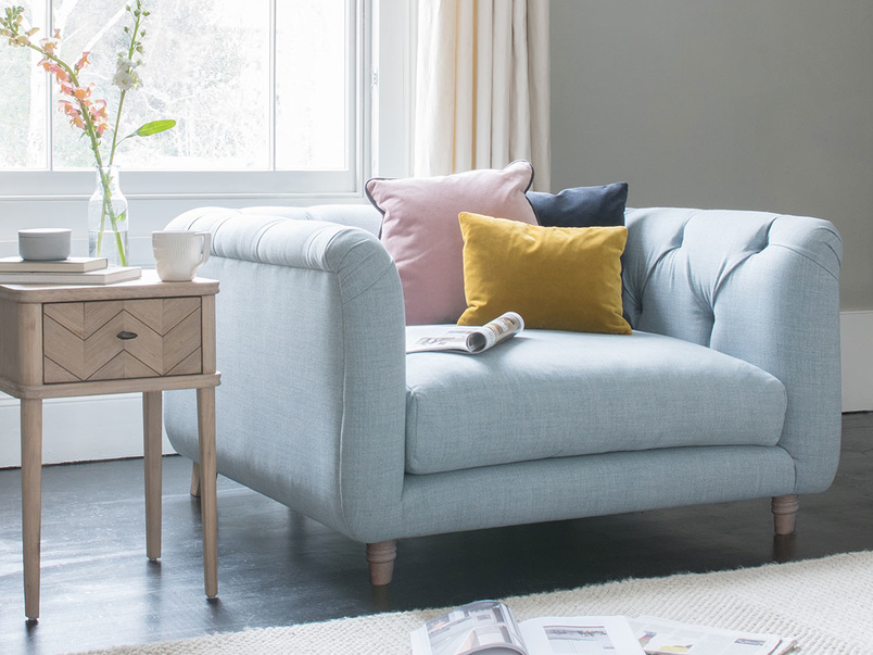 Pipelet scatter cushions