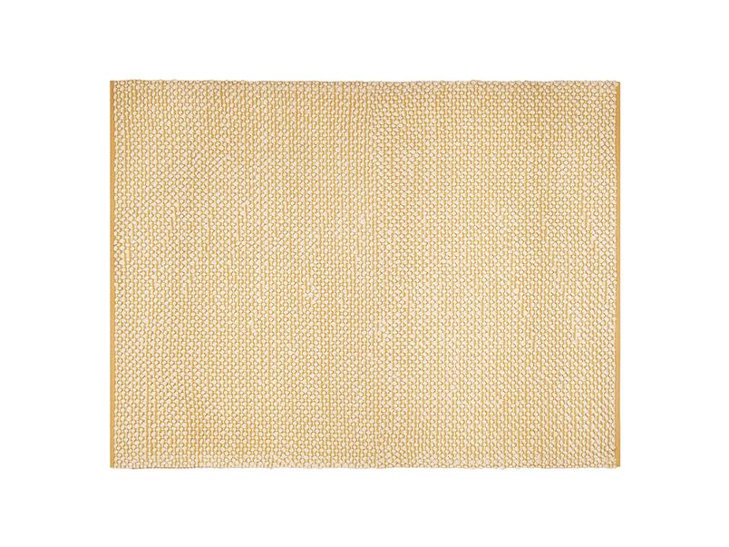 Medium Bobble In Burnt Yellow rug