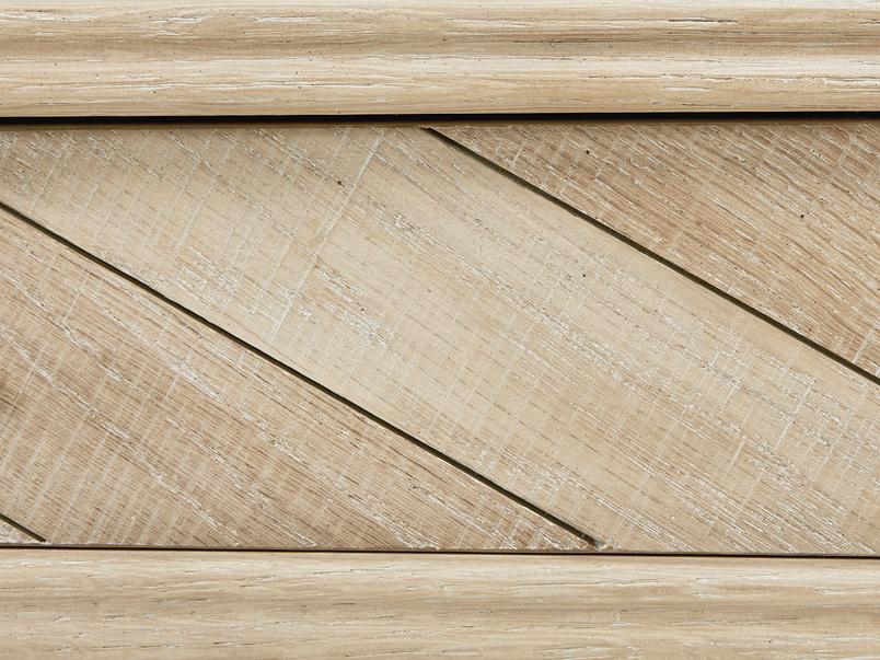 Fab Flapper wooden parquet dressing table detail